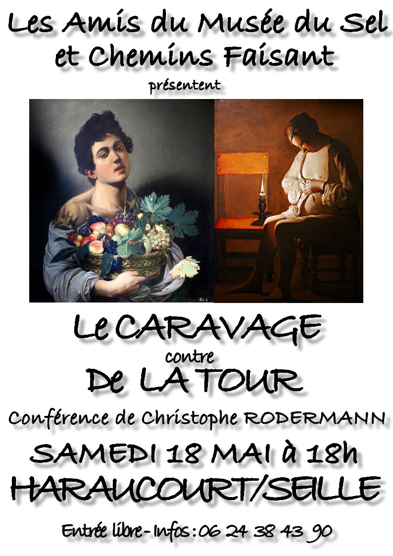 caravage contre delatour